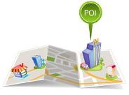地图POI数据
